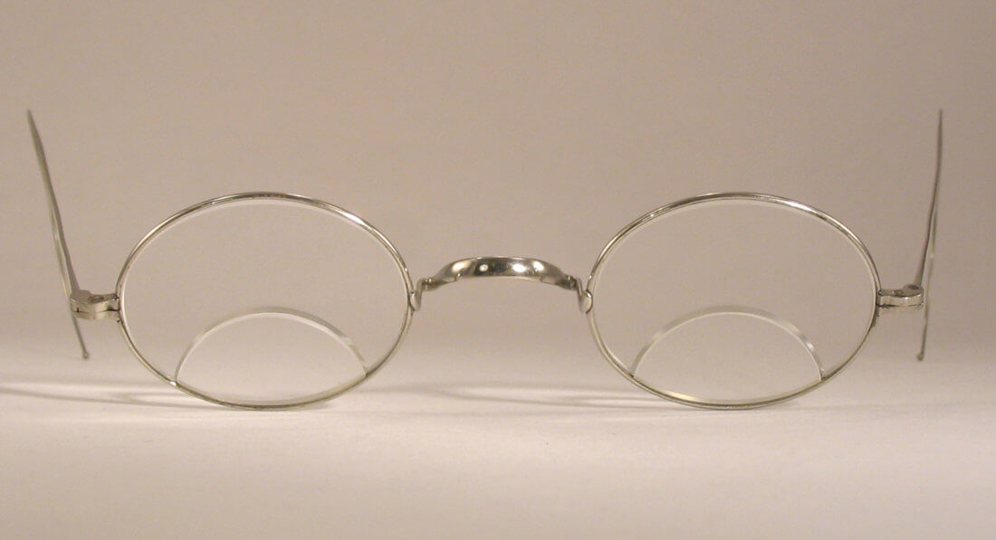 Как сделать бифокальные очки 626
