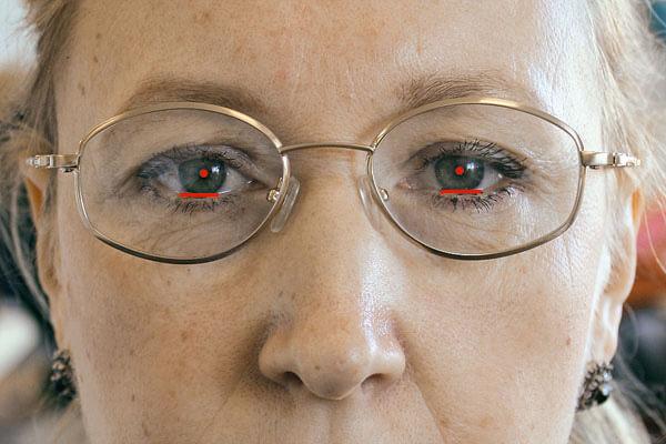 Как сделать бифокальные очки 578