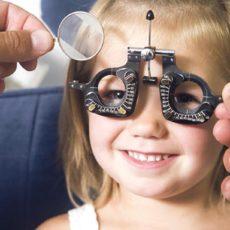 Проверка зрения у детей должна проводиться регулярно