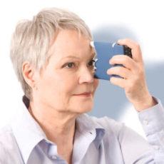 Бесконтактный тонометр для измерения внутриглазного давления позволяет провести исследование самостоятельно
