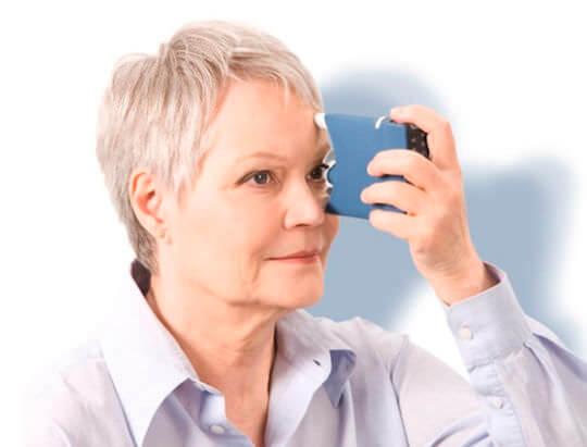 Бесконтактный тонометр для измерения внутриглазного давления: правила использования, типы устройства