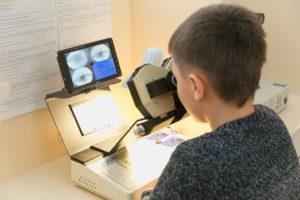 Биомикроскопия сред глаза