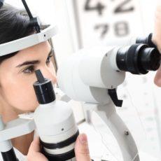 Офтальмоскопия под мидриазом - один из видов диагностики