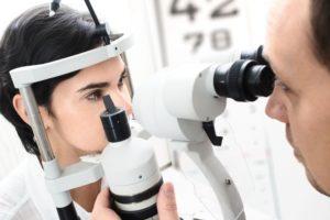 Офтальмоскопия под мидриазом