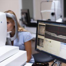 Кератометрия - измерение радиуса кривизны роговицы глаза