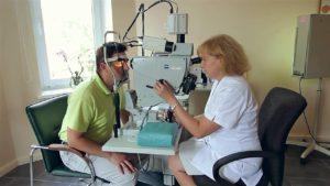 Основные методы диагностики глазных заболеваний