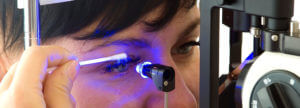 Тонометрия глазного яблока