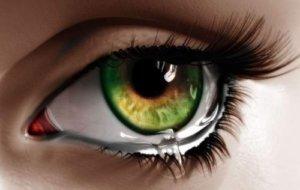 Искусственный хрусталик глаза
