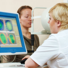 Пахиметрия - для измерения толщины роговицы глаза