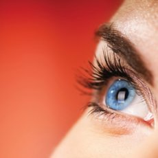 Радужная оболочка отвечает за цвет глаз