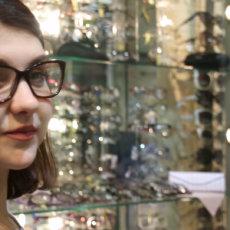 Раньше для коррекции зрения применяли только очки