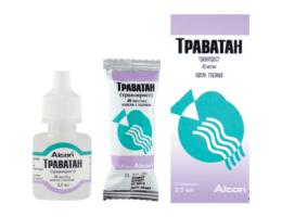 Глазные капли Траватан – дешевые и эффективные аналоги