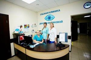 Глазная клиника доктора Беликовой: отзывы и описание медицинского учреждения