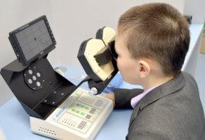 Приборы и аппараты для лечения глазных заболеваний