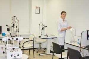 Массаж в офтальмологии