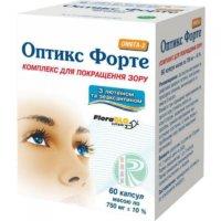 Витамины для глаз Оптикс