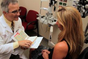 оперативное лечение в офтальмологии
