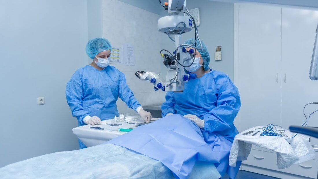Заботимся о здоровье глаз: что такое оперативное лечение в офтальмологии