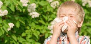 Противоаллергические средства для детей