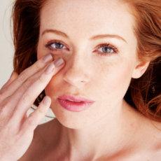 Морщины - признак старения кожи