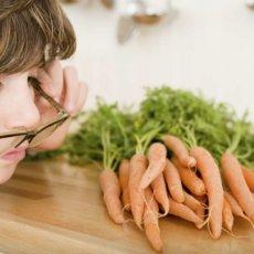 Даже дети знают, что морковь очень полезна для глаз
