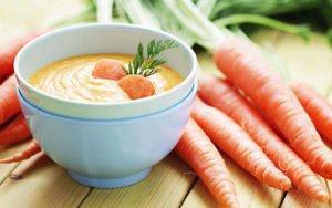 чем полезна сырая морковь