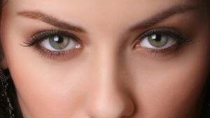 Красота глаз