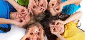 Спортивные упражнения для глаз в детском саду: виды гимнастики и методика ее проведения