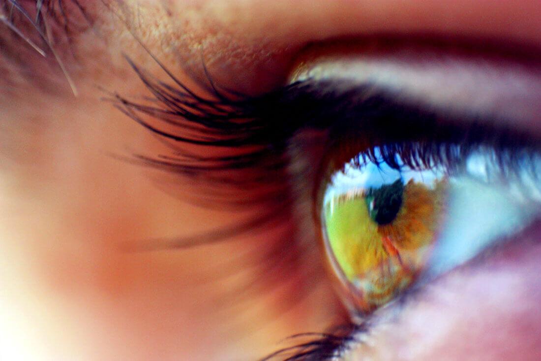 взгляд в профиль картинки глаза ничего этом слышали