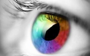 Дальтоники: какие цвета не различают