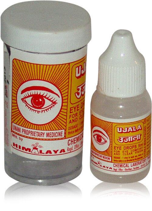 Капли для глаз Уджала – проверенное средство от катаракты