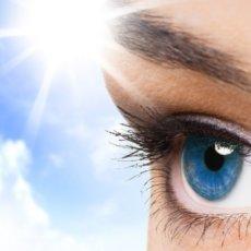 Соляризация действует комплексно на все структуры глаза
