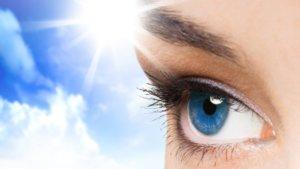 Как делать соляризацию для глаз