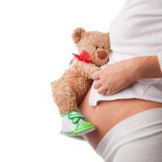 Всем будущим мамам рекомендуется заботиться о своём зрении – давать глазам больше отдыхать и включать в пищевой рацион продукты с повышенным содержанием витаминов