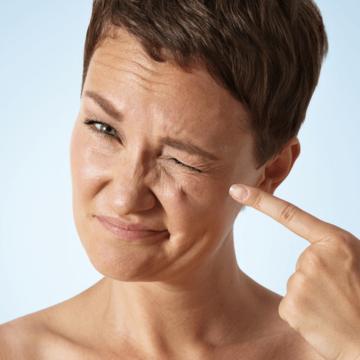 Что делать, если под глазом дергается нерв и как с этим бороться