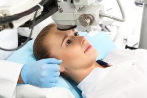 Лазерная методика коррекции зрения