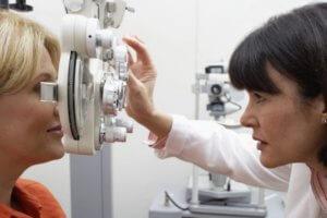 Диагностика ячменя глаз