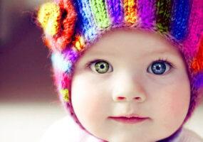 Гетерохромия у ребенка
