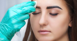 Что такое биотатуаж бровей хной и как происходит эта процедура