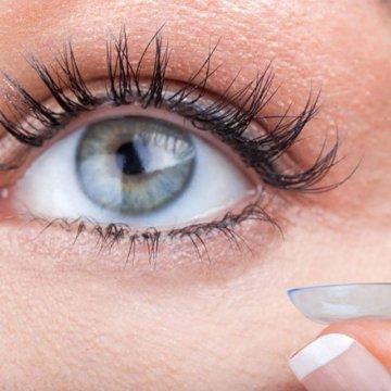 Ночные офтальмологические линзы для восстановления зрения «Доктор Линз»