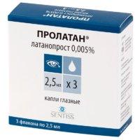 Препарат Пролатан