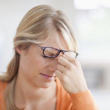 Синдром ПИНА обоих глаз в офтальмологии