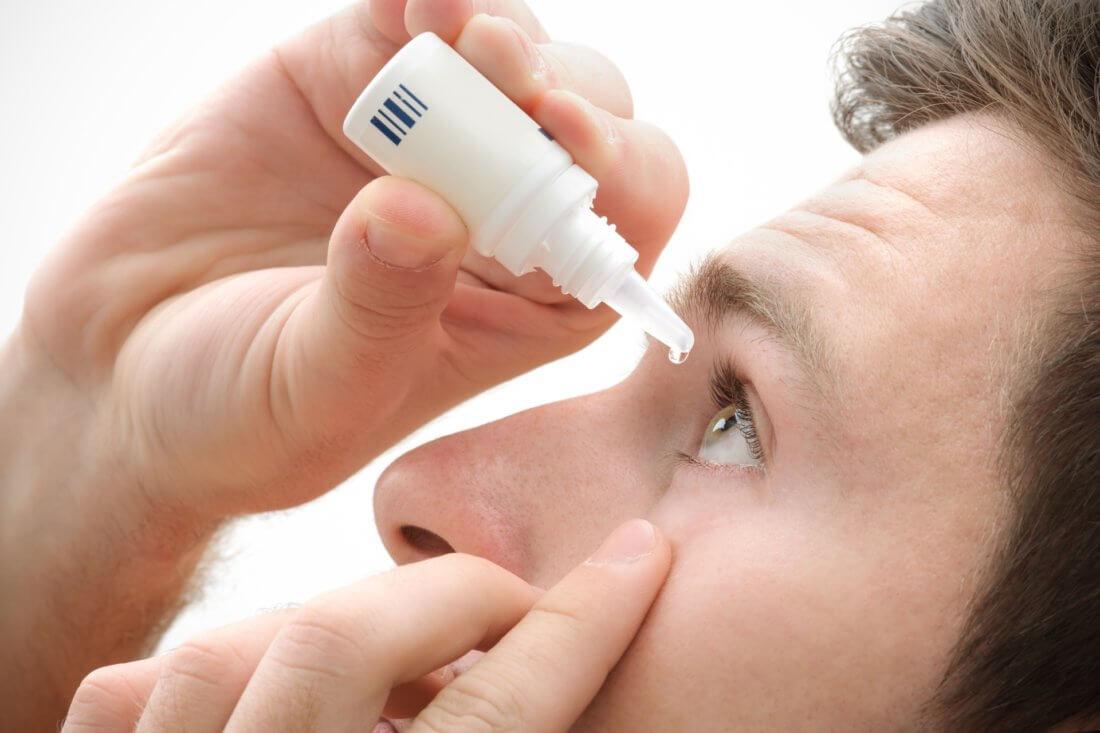 Калия йодид 3 процентный глазные капли