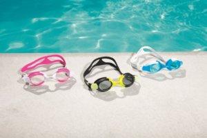 Выбор очков для плавания